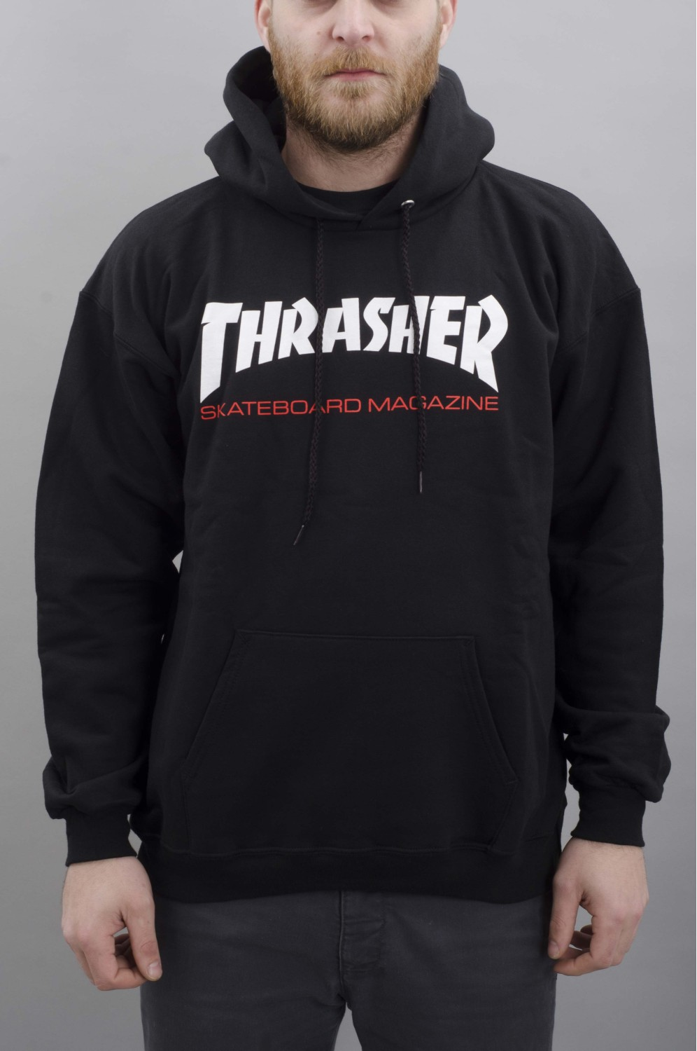 Pull trasher